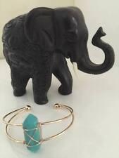 Turquoise Stone Fashion Bangles