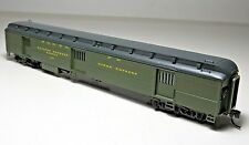 Wot Santa Fe 80' Horse-Express Car Nib *Free Shipping* (3 car #'s available)