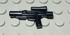 Lego Figur Zubehör Waffe Blaster Schwarz Storm Trooper Star Wars 2 Stück    (E)