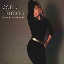 CARLY SIMON - This Kind Of Love CD 08 hear music