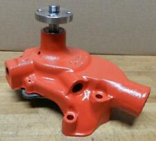 "1967-68 Chevrolet Camaro Corvette 327 5.4 V8 rebuilt water pump 3859326 1/2"" top"