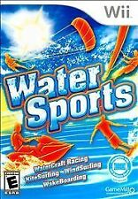 Nintendo Wii Game WATER SPORTS
