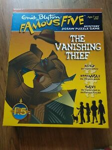 Edin Blyton Famous Five The Vanishing Thief