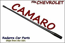 "FITS: 1982-2002 Chevy Camaro - 13"" SHORT Custom Flexible Rubber Antenna Mast"