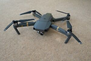 DJI Mavic Pro with flymore combo - Excellent condition