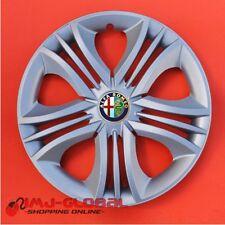 """4 Copricerchi Borchie 16"""" per ALFA ROMEO MiTo 159 GIULIETTA GT 166 FUN"""