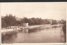 Yorkshire Postcard - York - The River Ouse  RS3557