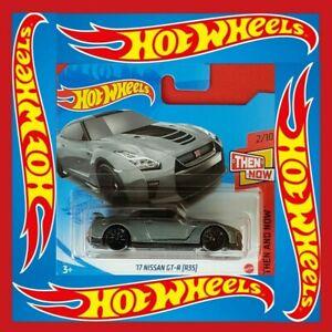 Hot Wheels 2021   ´17 NISSAN GT-R (R35)  new color  79/250   NEU&OVP