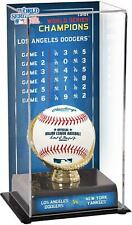 Los Angeles Dodgers 1981 World Series Champs Case & Series Listing Image