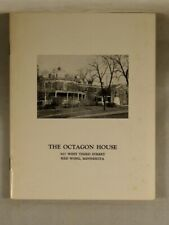 THE OCTAGON HOUSE by Gladys Holst 1974 Red Wing Minnesota Architecture & History