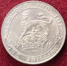 GB Shilling 1915 (B1611)