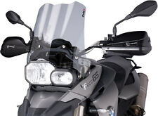 PUIG TOURING WINDSCREEN (SMOKE) Fits: BMW F650GS,F800GS,F650GS ABS,F800GS Trophy