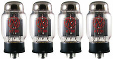 JJ/Tesla KT66 Power Tubes, Matched Quad