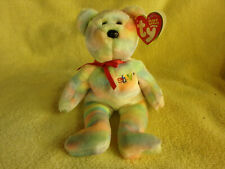 """Beanie Babies """"Bidder"""" special for Ebay, with tags, no smokeing house"""