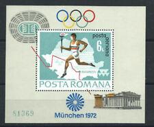 Roumanie Bloc N°94** (MNH) 1972 - J.O de Munich
