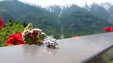 RINOCERONTE piccolo ciondolo in argento 925 millesimi