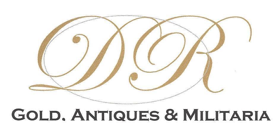 DR GOLD ANTIQUES & MILITARIA