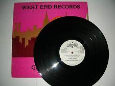 """PROMO Disco 12"""" Karen Young - Come A Runnin (3 Mixes) West End VG+ 1980"""