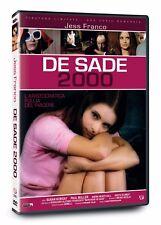 DE SADE 2000 EDIZIONE LIMITATA NUMERATA 1970 JESS FRANCO - DVD  USATO