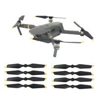 8pcs DJI Mavic PRO Platinum Drone Blade Props Noise Reduction Replacement Wing