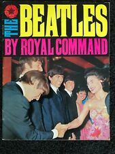 The Beatles By Royal Command Daily Mirror 32 Page Magazine (1963)