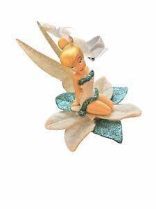 Figurine Boule De Noel Fee Clochette Disney
