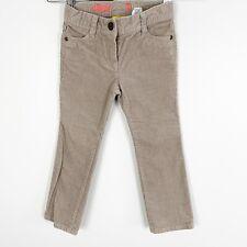 Crewcuts J. Crew Toddler Girls Riley Corduroy Beige Tan Pants Sz 3T