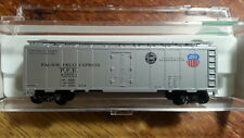 E-R Models UP SP PFE PACIFIC FRUIT EXPRESS 40' Reefer 45691 + Body Mount MTL Cpl