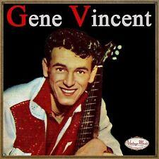 GENE VINCENT CD Vintage Pop Rock / Be-Bop-A-Lula , Say Mama , Lotta Lovin' ...