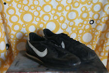 Nike Cortez Indoor Soccershoes Black/White Sz US 9,5 early 90s