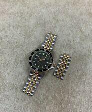 Preowned TAG Heuer Black 1000 Two Tone Professeional Quartz Watch