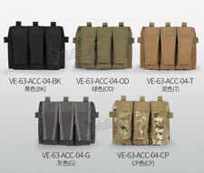 Hunting Paintball Tactical Front Mag Pouches 5.56 Bag for JPC 2.0 Tactical Vest