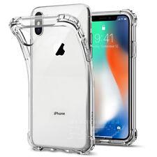 "Funda Silicona AntiShock para IPHONE XS MAX (6,5"") Carcasa Transparente i504"