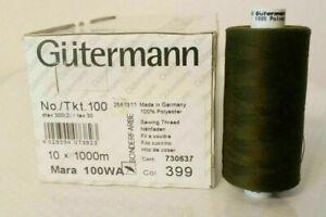 Guttermann Sewing Thread Assorted Colours