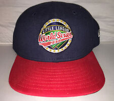 6eac7e1bf4a Vtg 2001 Little League World Series Snapback hat cap rare Williamsport NEW  ERA