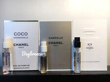3 Chanel Fragrance: Coco Mademoiselle EDP, Gabrielle EDP, No5 L'eau EDT