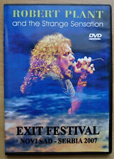 ROBERT PLANT and the Strange Sensation - Exit Festival - Serbia 2007 - DVD