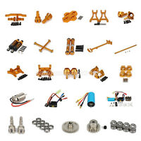 DIY Alum Parts For RC 1/18 WLtoys Off-Road A959 A969 A979 K929 Kits Yellow
