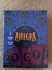 Allegra - Kartenspiel - NEU - original verpackt (OVP)