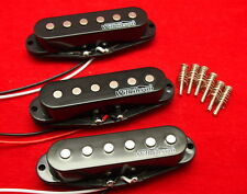 Wilkinson Hot High Output Stratocaster Single Coil Pickups Fit Strat Fender New