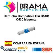 Cartucho Compatible Magenta NonOem OKI MC562dn , C510 , C530 , C531 , 44469723