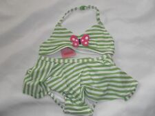 NEW Girls Gymboree GARDEN FRIENDS Butterfly Swimsuit 3 3T Bikini Bathing Suit