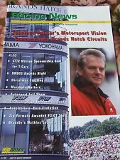 BRITISH RACING NEWS MAGAZINE #264 FEB 2004 SPONSORSHIP T-CARS CHRISTMAS CRUISING