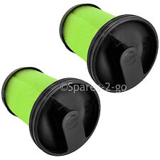 Green Vacuum Cleaner Washable Filter for GTECH Multi Mk2 Cordless Hoover X 2