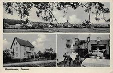 Merzhausen, Taunus Gaststätte Schöne Aussicht Postkarte 1940