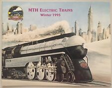 MTH Electric Trains Catalog Winter 1995, Excellent Condition