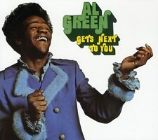 Al Green - Get's Next to You [New CD] Digipack Packaging