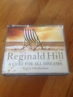 A Cure For All Diseases by Reginald Hill (Five Disc Audiobook)