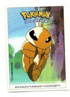 Pokémon Gotta catch'em all n° 14 - KAKUNA - KOKUNA - COCONFORT  (A4699)