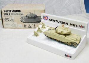 Vintage 70's Polistil Centurion MK5 British WWII Tank, MIB, NOS